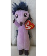 "TY Beanie Baby 6"" DOS Rat (Ferdinand) Plush Stuffed Animal Toy MWMT's He... - $3.95"