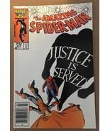 Amazing Spider-Man #278 Marvel Comic Book VF (8.0) Condition 1986 Hobgoblin - $6.29