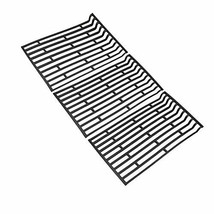 Uniflasy Matte Cast Iron Cooking Grid Replacement for Fiesta Blue Ember,... - $43.91