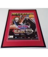 Shonen Jump Bleach Dark Souls 2008 Sega Framed 11x14 ORIGINAL Advertisement - $34.64