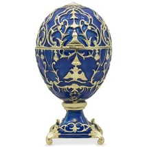 1912 Tsarevich Russian Faberge Egg Trinket Box ... - $95.53