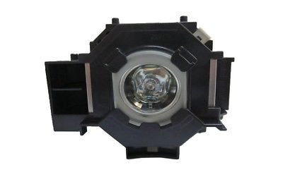 OEM BULB with Housing for EPSON EB-X6 Projector with 180 Day Warranty