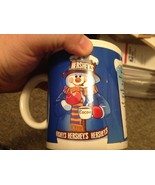 Hershey's Chocolate Cocoa Coffee Mug Snowman The Smores Campfire Recipe ... - $4.46
