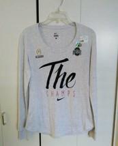 Nike Ohio State Buckeyes Ncaa Long Sleeve T-SHIRT Gray Size L Brand New - $33.66