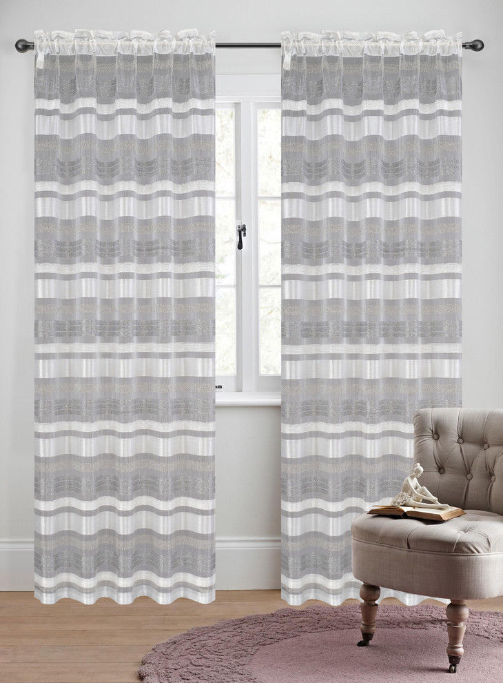 Becca Drapery Curtain Panels