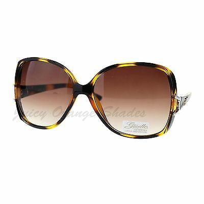 Women's Designer Fashion Sunglasses Oversized Square Giselle