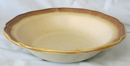 "Mikasa Whole Wheat E8000 Round Serving Bowl 9"" - $24.64"