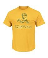 NCAA West Virginia Mountaineers Men's Always Admired SS Crew Neck T-Shir... - $19.95