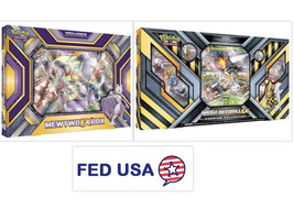 Mega Beedrill Ex Box + Mewtwo Ex Pokemon Tcg Booster Boxes Factory Sealed - $69.99