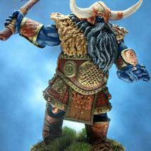 Painted Reaper BONES Miniature Frost Giant Warrior - $101.23