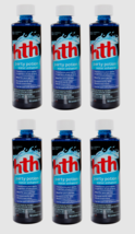 6~ HTH PARTY POTION Water Color Enhancer Temporary Blue Color 4 Hours 8 ... - $76.99