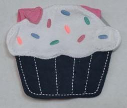 Carter's Birthday Bib Cupcake Shaped Terry Cloth - $9.00