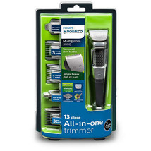 Philips Norelco Grooming Kit Rechargeable Hair Ear Beard Trimmer Mens Sh... - $21.70