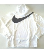 Nike Men Therma HBR Pullover Hoodie - CK6458 - White 100 - Size XL - NWT - $36.99