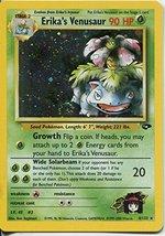 Pokemon Gym Challenge Holofoil Card #4/132 Erikas Venusaur - $24.95