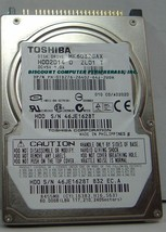 MK6032GAX HDD2D14 Toshiba 60GB 2.5 in IDE Drive Free USA Ship Our Drives... - $19.35