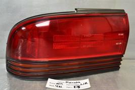 1994-1996 Mitsubishi Diamante 4 door sedan Left Driver Oem tail light 15... - $24.74