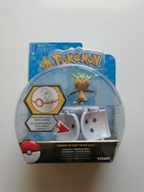 CHESPIN Tomy Pokemon Throw 'n' Pop Poke Ball New - $7.91