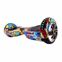 Monster Party Hoverboard Bluetooth LED's Two Wheel Balance Scooter UL2272 - $249.00
