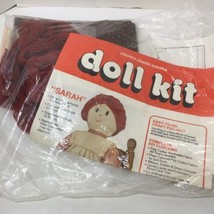 "Sarah Doll Kit 24"" Tall  - $9.74"