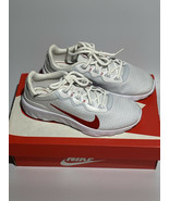 Nike Womens Explore Strada Sneakers Shoes White CD7091-102 Casual Size 5 - $29.00