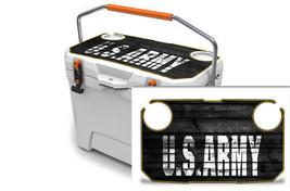 """Ozark Trail Wrap """"Fits 26qt Cooler"""" 24mil Skin Lid Kit US ARMY Wood - $29.95"""