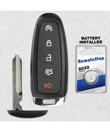 For 2013 2014 2015 2016 2017 Lincoln MKT MKS Keyless Smart Prox Remote K... - $29.58