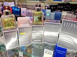 CK Eternity for Men 1 1.7 3.4 6.7 oz 1.7 Tester EDT Toilette Spray for Men * NEW - $49.49+