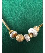 Swarovski Crystal Beaded Choker Necklace - $70.00