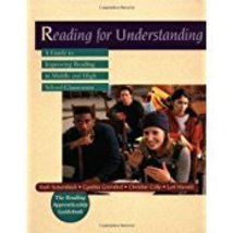 reading  for  understanding - $2.99