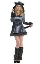 Howling Hottie Wolf Adult Womans Medium 8 -10 Halloween Costume - $66.49
