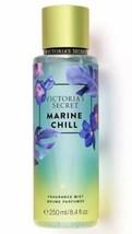 Victoria's Secret Marine Chill Pear Aqua Woods Fragrance Mist - 8.4 fl oz New - $10.82