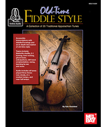 Old Time Fiddle Style:A collection of 65 Traditional Appalachian Fiddle ... - $21.99