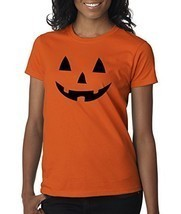Funny Women's Halloween Pumpkin Shirt (Small) - $7.95