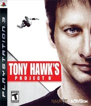 Tony Hawk's Project 8 - Playstation 3 [PlayStation 3] - $9.59