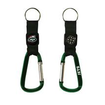 Non Metal Nfl New York Jets Navi-Biner Key Ring By Rico Industries (Length=5.75) - $15.12