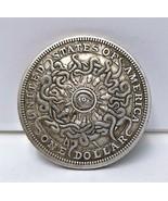 New Hobo Nickel Morgan Dollar All seeing eye Horus Egyptian Egypt Up Cas... - $11.99