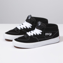 Vans Half Cab Black Skateboard Shoes - $64.99