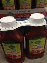 Wellsley Farms Organic Ketchup, 2/40 oz. (pack of 2) - $21.81