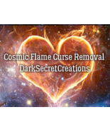 Cosmic Flame Curse Removal - $100.00