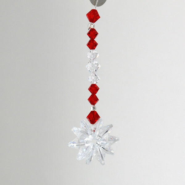 Crystal Suncluster Hair Jewel