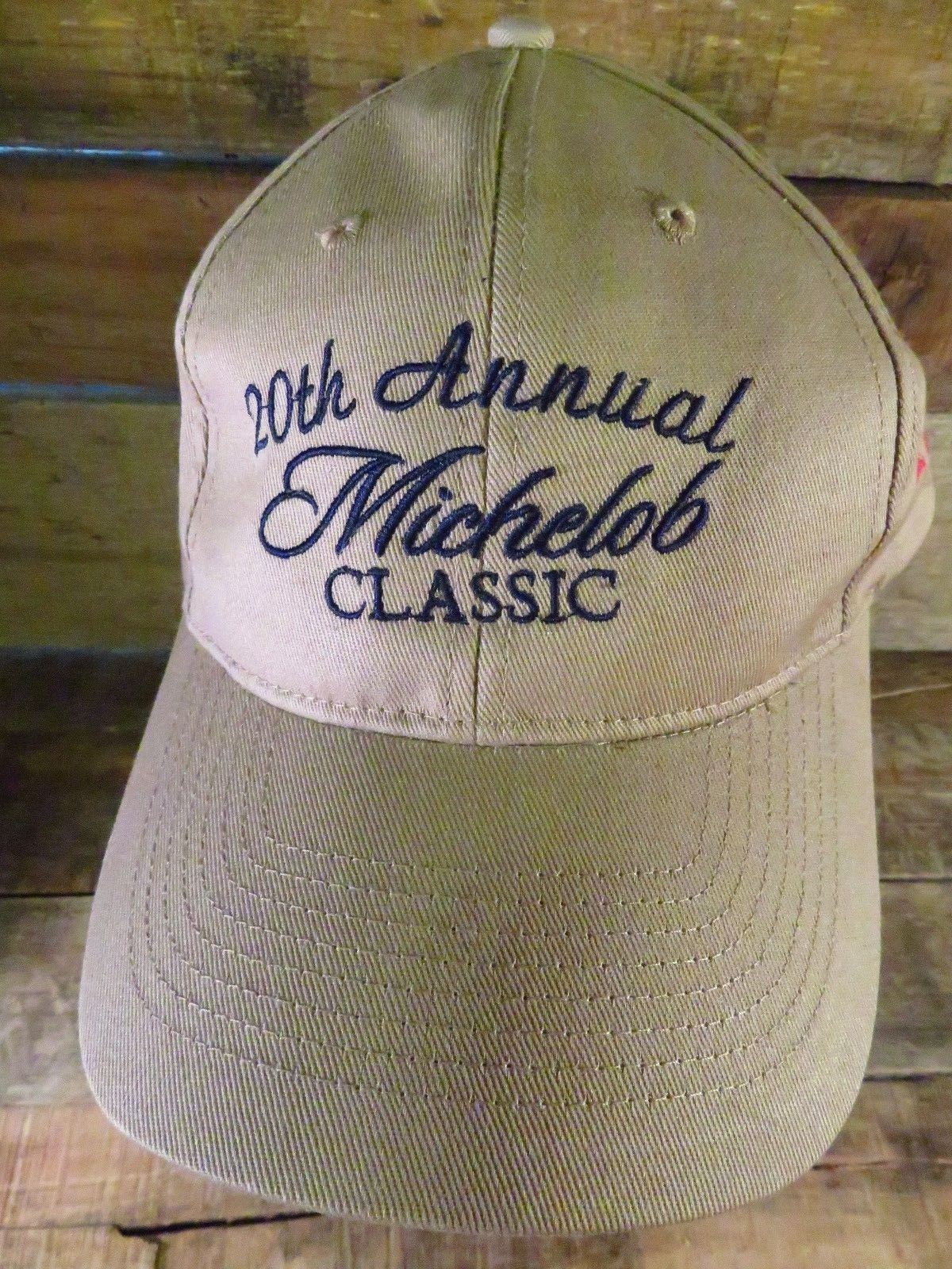 Primary image for MICHELOB Classic 20th Annual Ralph Distributing Co Adjustable Adult Hat Cap