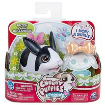 Chubby Puppies & Friends,Dutch Bunny - $21.25