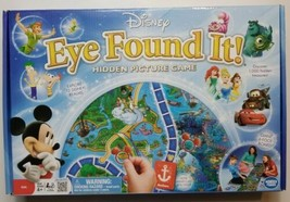Disney Eye Found It HIDDEN PICTURES GAME Board Game - $12.19