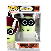 Funko Pop! Movies Minions Bride Kevin #970 Halloween Costume Vinyl Figure