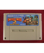 Super Donkey Kong Country 2 (Nintendo Super Famicom SNES SFC, 1995) Japa... - $12.09