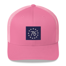 Betsy Ross hat / betsy Ross Trucker Cap image 7