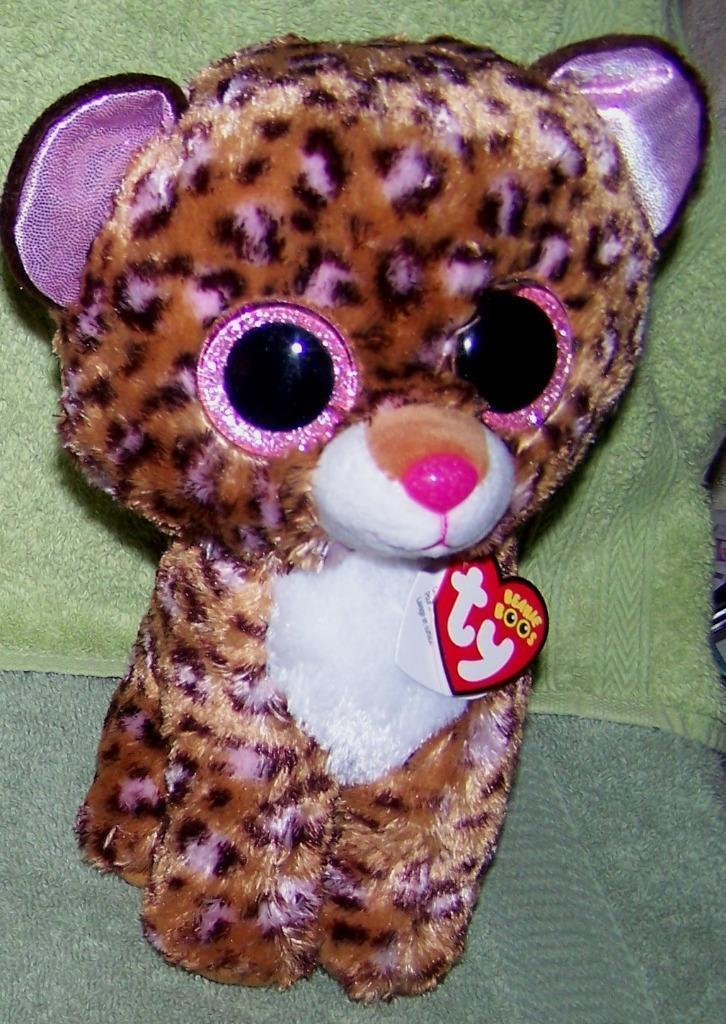 551b6a401a6 Ty Beanie Boos Patches The Cat 9