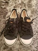 Women's Coach Barret Q322 Running Cross Training shoes size 8 Black  - $42.06