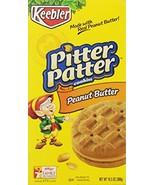 Keebler Pitter Patter Cookies, Peanut Butter Sandwich Creme, 10.5 Ounce - $115.99